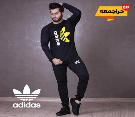 ست مردانه Adidas مدل Tige